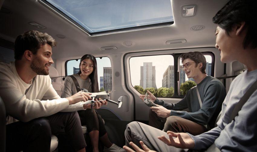 Hyundai Staria – perincian didedahkan; lebih besar dari Starex, pilihan enjin petrol V6 dan turbodiesel Image #1278507