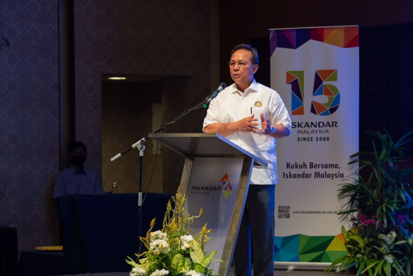 Iskandar Malaysia BRT starts three-month pilot testing Image #1276281