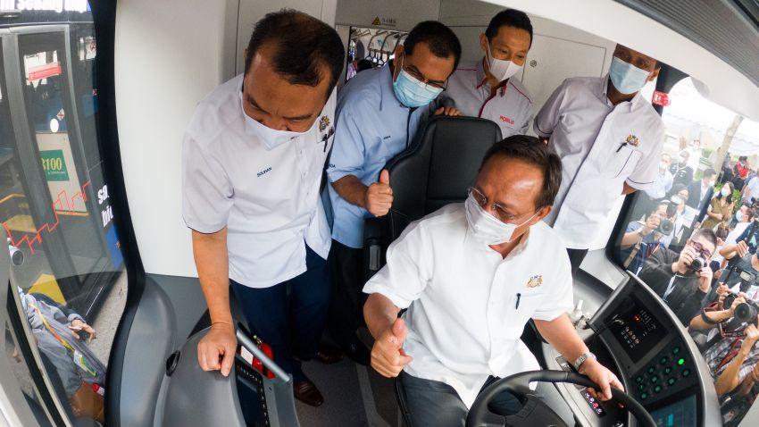 Iskandar Malaysia BRT starts three-month pilot testing Image #1276274