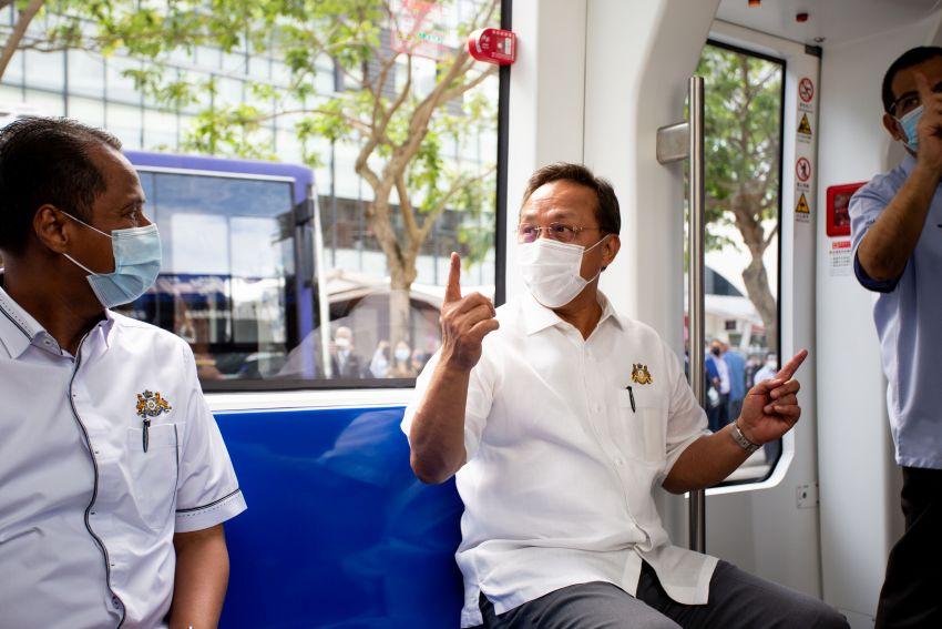 Iskandar Malaysia BRT starts three-month pilot testing Image #1276276
