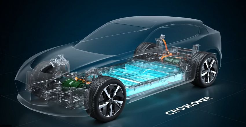 Italdesign and Williams to offer customers complete EV product solutions based on EVX modular platform Image #1288877