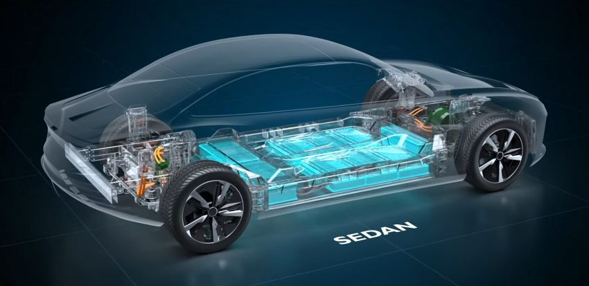 Italdesign and Williams to offer customers complete EV product solutions based on EVX modular platform Image #1288875