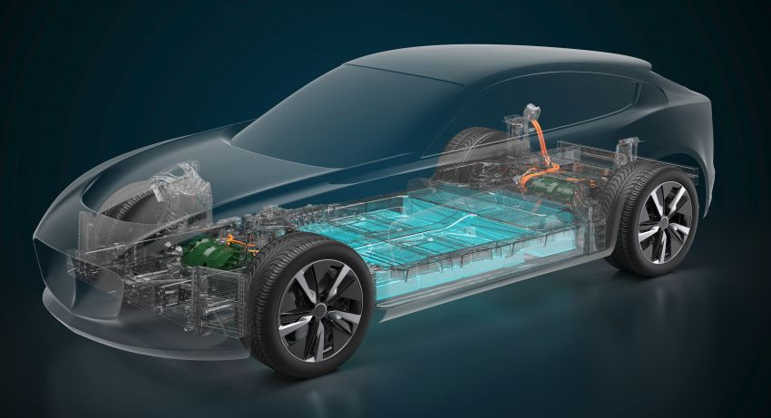 Italdesign and Williams to offer customers complete EV product solutions based on EVX modular platform Image #1288972