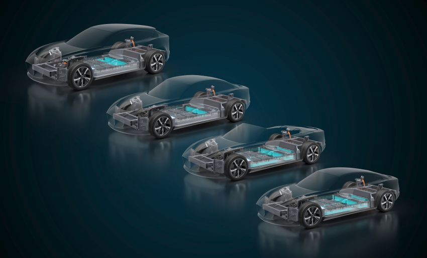 Italdesign and Williams to offer customers complete EV product solutions based on EVX modular platform Image #1288934
