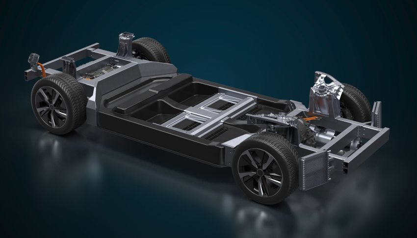 Italdesign and Williams to offer customers complete EV product solutions based on EVX modular platform Image #1288937