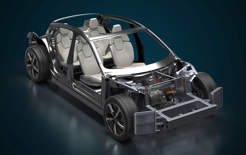 Italdesign and Williams to offer customers complete EV product solutions based on EVX modular platform Image #1288971