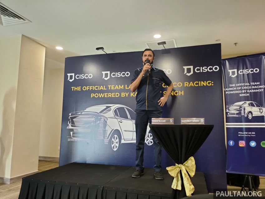 Karamjit Singh and Cisco Racing to compete in 2021 Malaysian National Rally Championship in a Gen2 4WD Image #1277916