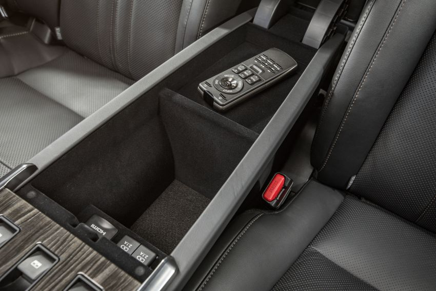 Lexus LM 350 launched in Malaysia – luxury 4-seater Alphard with limo rear seats, 26-inch TV,  RM1.1 million Image #1279770