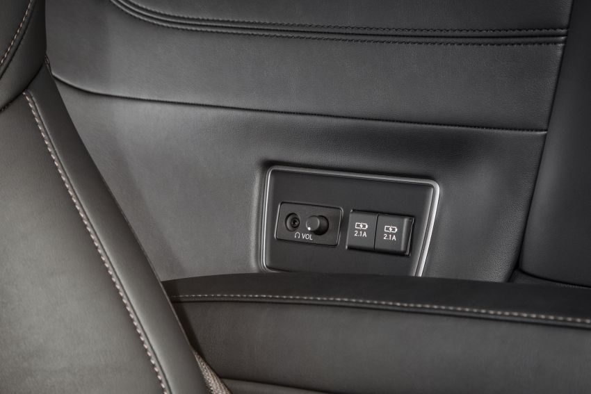 Lexus LM 350 launched in Malaysia – luxury 4-seater Alphard with limo rear seats, 26-inch TV,  RM1.1 million Image #1279771