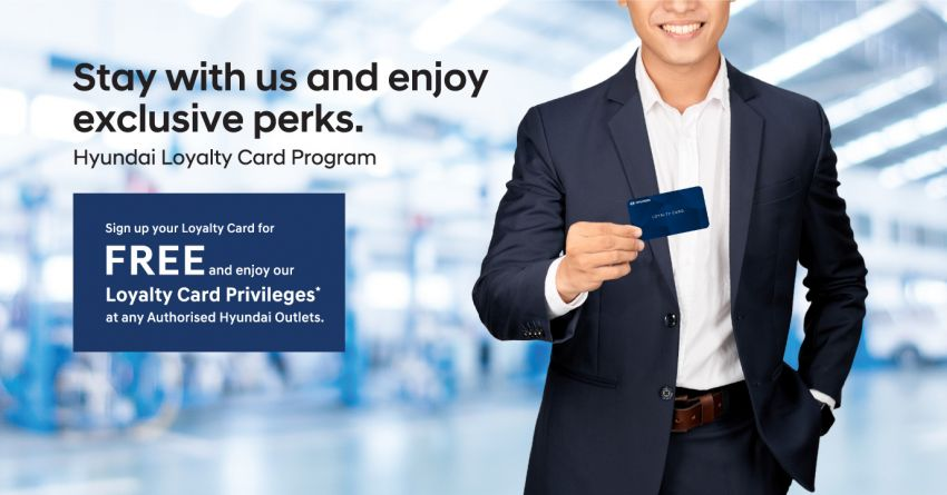 AD: Enjoy discounts on aftersales & merchandise with Hyundai-Sime Darby Motors' new loyalty programmes! Image #1276228