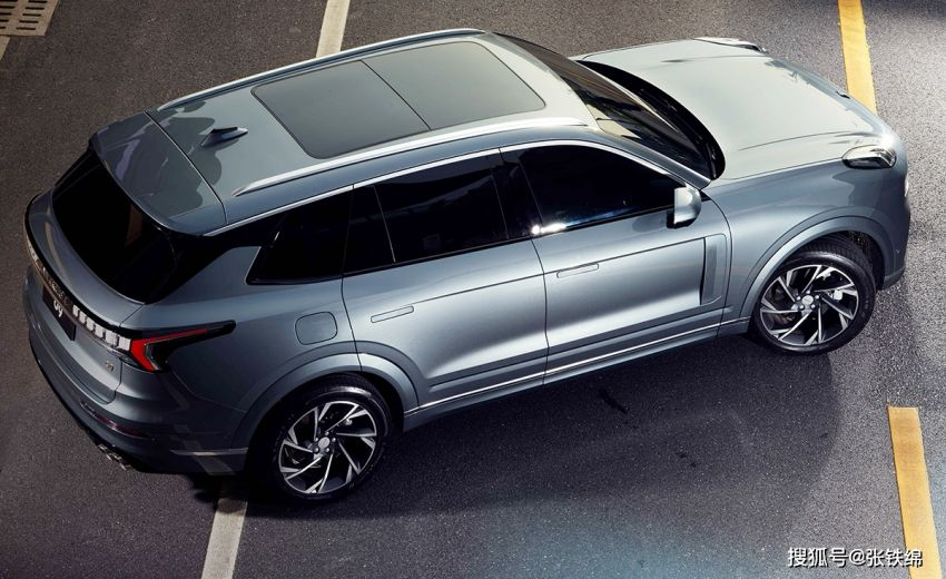 Lynk & Co 09 shown: large SUV based on Volvo's SPA Image #1284195