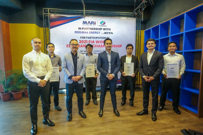 Perodua, MARii to send apprentices to WEC 2021 in Technology Transfer Apprenticeship Programme Image #1284619