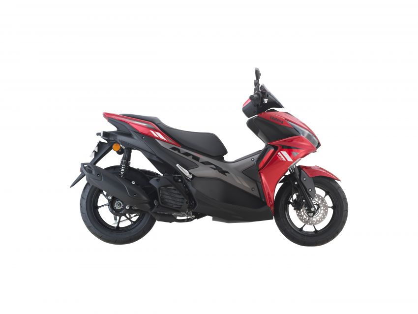 2021 Yamaha NVX now in Malaysia, from RM8,998 Image #1288639
