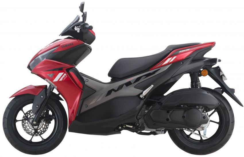 2021 Yamaha NVX now in Malaysia, from RM8,998 Image #1288640