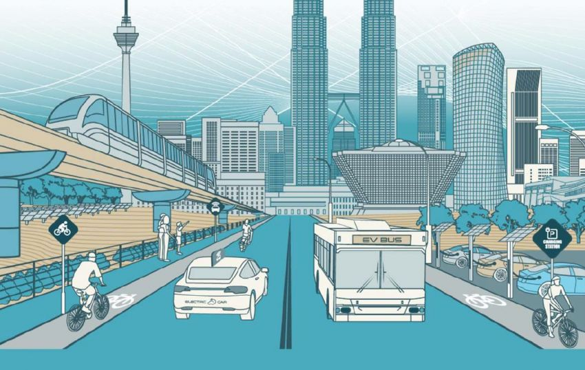 Malaysia's EV roadmap – 10,000 CBU full electric cars tax free, 7,000 AC/500 DC charging points proposed Image #1284030