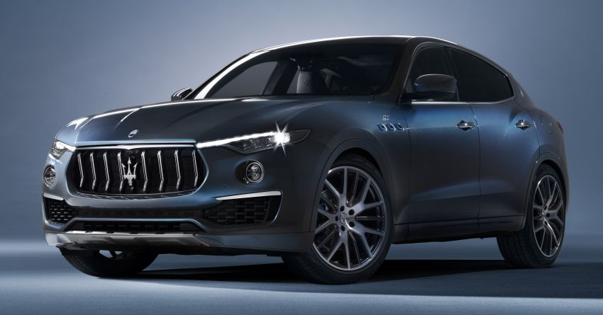 Maserati Levante Hybrid officially debuts – 2.0L turbo four-cylinder with eBooster tech; 330 PS and 450 Nm Image #1283941