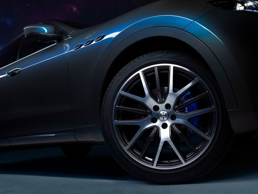 Maserati Levante Hybrid officially debuts – 2.0L turbo four-cylinder with eBooster tech; 330 PS and 450 Nm Image #1283951