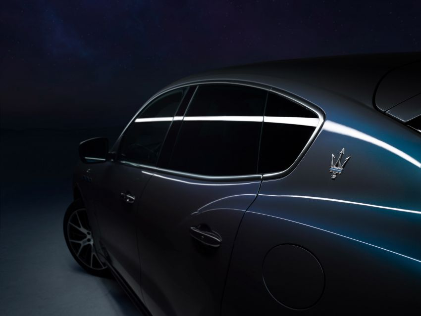Maserati Levante Hybrid officially debuts – 2.0L turbo four-cylinder with eBooster tech; 330 PS and 450 Nm Image #1283953