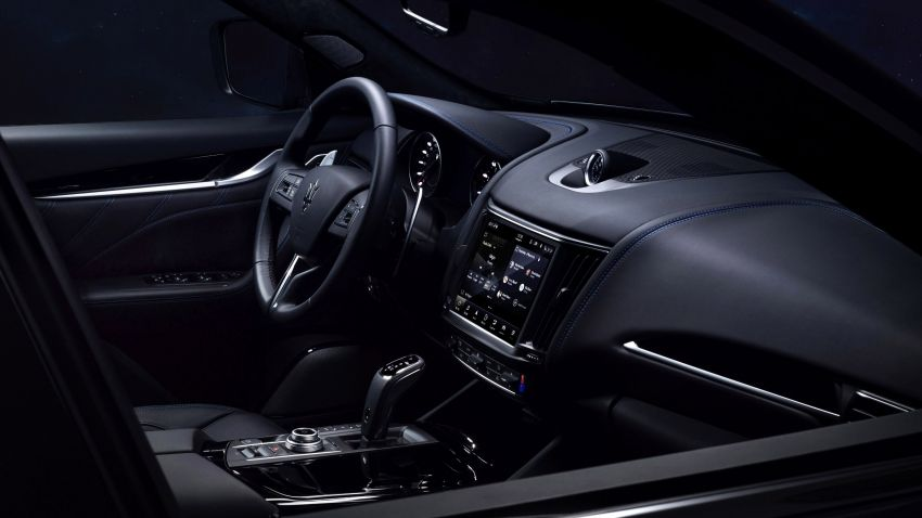 Maserati Levante Hybrid officially debuts – 2.0L turbo four-cylinder with eBooster tech; 330 PS and 450 Nm Image #1283957