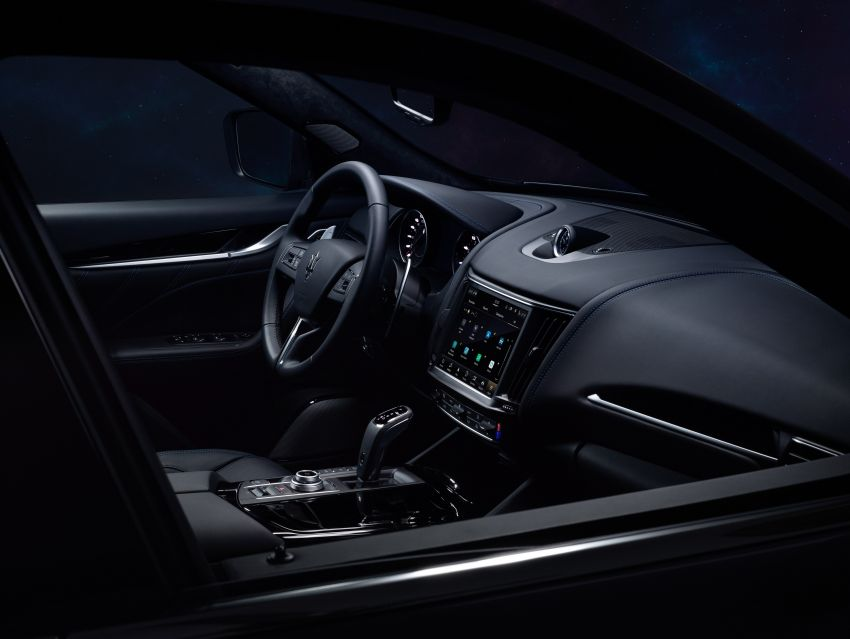 Maserati Levante Hybrid officially debuts – 2.0L turbo four-cylinder with eBooster tech; 330 PS and 450 Nm Image #1283960