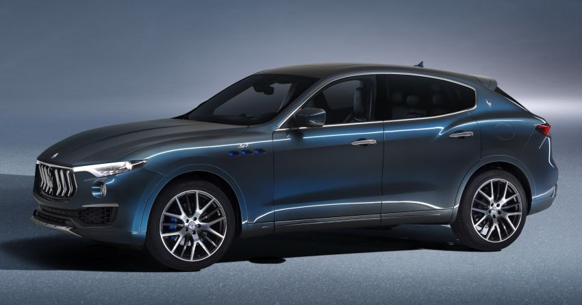 Maserati Levante Hybrid officially debuts – 2.0L turbo four-cylinder with eBooster tech; 330 PS and 450 Nm Image #1283942