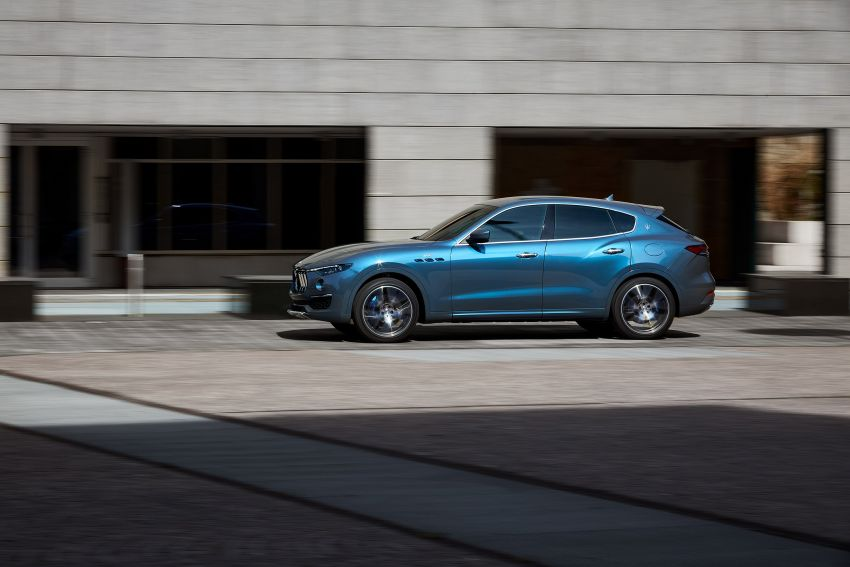 Maserati Levante Hybrid officially debuts – 2.0L turbo four-cylinder with eBooster tech; 330 PS and 450 Nm Image #1283964