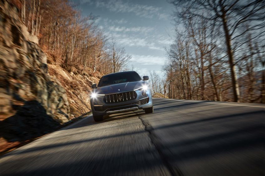 Maserati Levante Hybrid officially debuts – 2.0L turbo four-cylinder with eBooster tech; 330 PS and 450 Nm Image #1283967