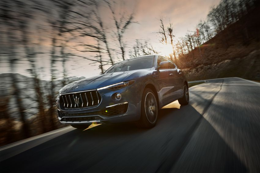 Maserati Levante Hybrid officially debuts – 2.0L turbo four-cylinder with eBooster tech; 330 PS and 450 Nm Image #1283968