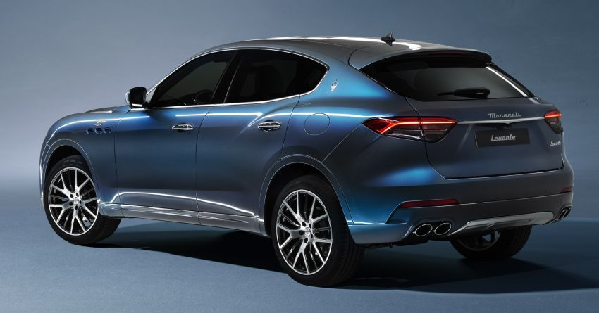 Maserati Levante Hybrid officially debuts – 2.0L turbo four-cylinder with eBooster tech; 330 PS and 450 Nm Image #1283943