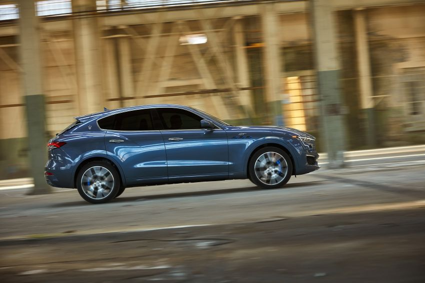 Maserati Levante Hybrid officially debuts – 2.0L turbo four-cylinder with eBooster tech; 330 PS and 450 Nm Image #1283975
