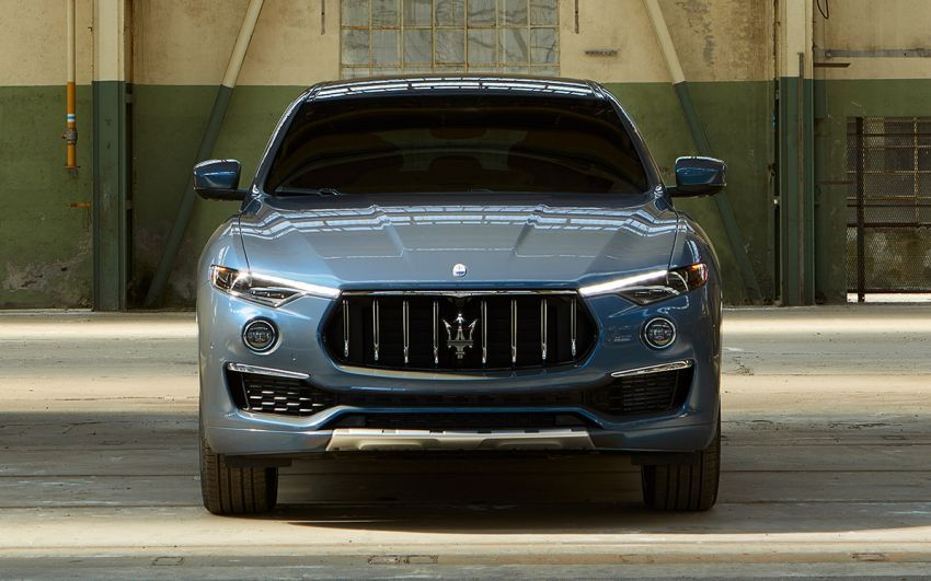 Maserati Levante Hybrid officially debuts – 2.0L turbo four-cylinder with eBooster tech; 330 PS and 450 Nm Image #1283977