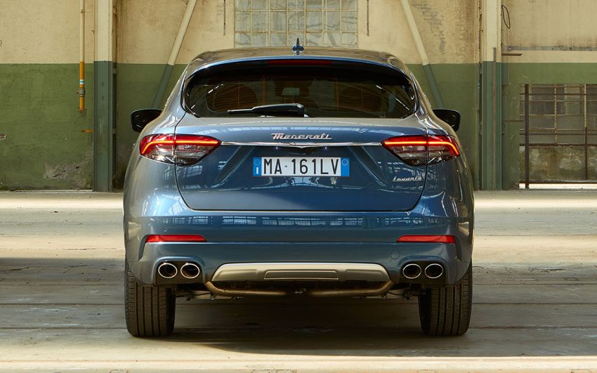 Maserati Levante Hybrid officially debuts – 2.0L turbo four-cylinder with eBooster tech; 330 PS and 450 Nm Image #1283978