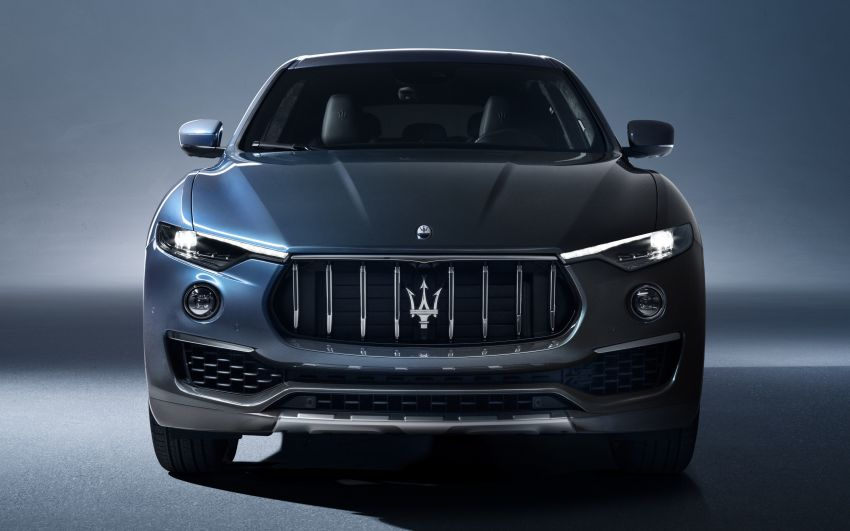 Maserati Levante Hybrid officially debuts – 2.0L turbo four-cylinder with eBooster tech; 330 PS and 450 Nm Image #1283944
