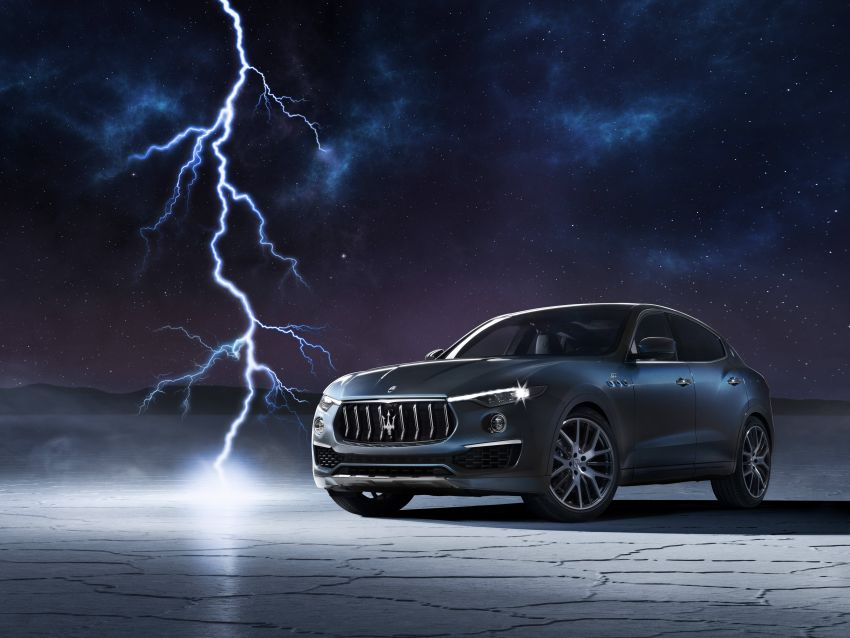 Maserati Levante Hybrid officially debuts – 2.0L turbo four-cylinder with eBooster tech; 330 PS and 450 Nm Image #1283984