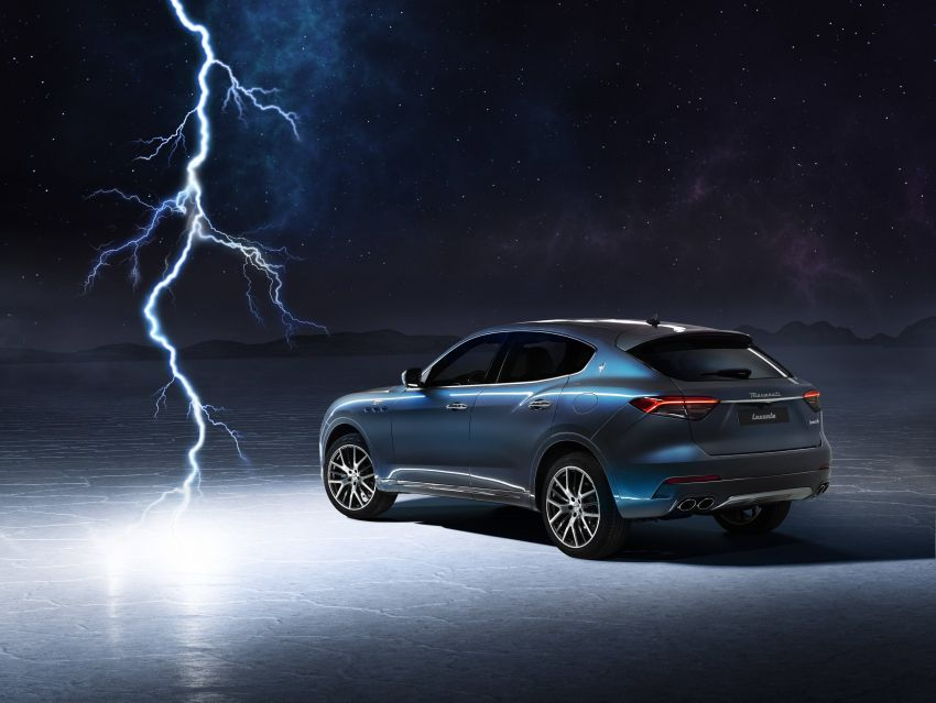 Maserati Levante Hybrid officially debuts – 2.0L turbo four-cylinder with eBooster tech; 330 PS and 450 Nm Image #1283986