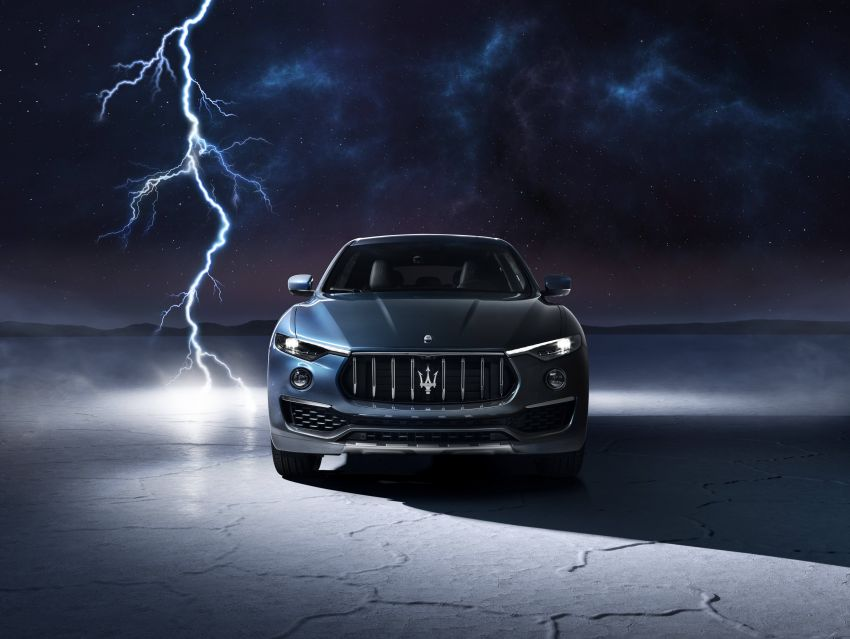 Maserati Levante Hybrid officially debuts – 2.0L turbo four-cylinder with eBooster tech; 330 PS and 450 Nm Image #1283987