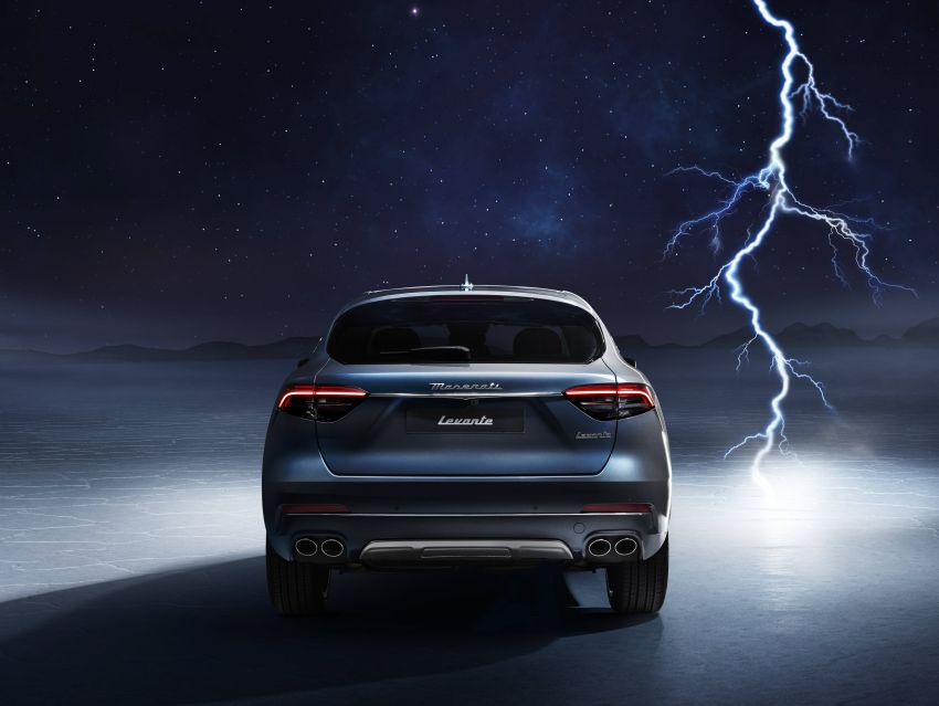 Maserati Levante Hybrid officially debuts – 2.0L turbo four-cylinder with eBooster tech; 330 PS and 450 Nm Image #1283988