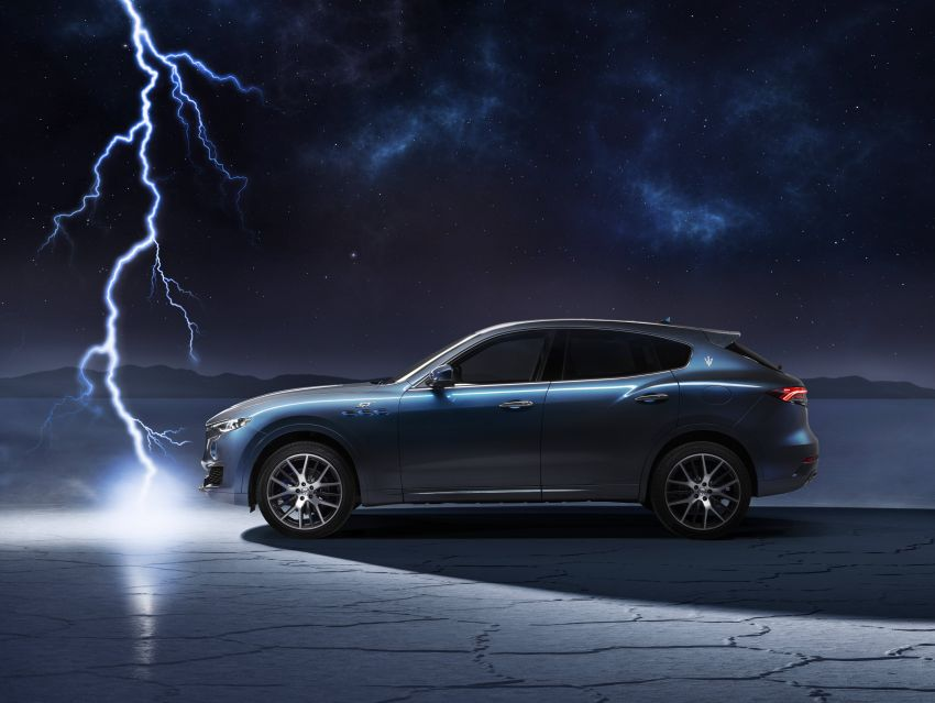 Maserati Levante Hybrid officially debuts – 2.0L turbo four-cylinder with eBooster tech; 330 PS and 450 Nm Image #1283989