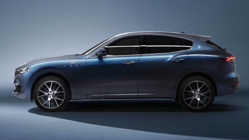 Maserati Levante Hybrid officially debuts – 2.0L turbo four-cylinder with eBooster tech; 330 PS and 450 Nm Image #1283946