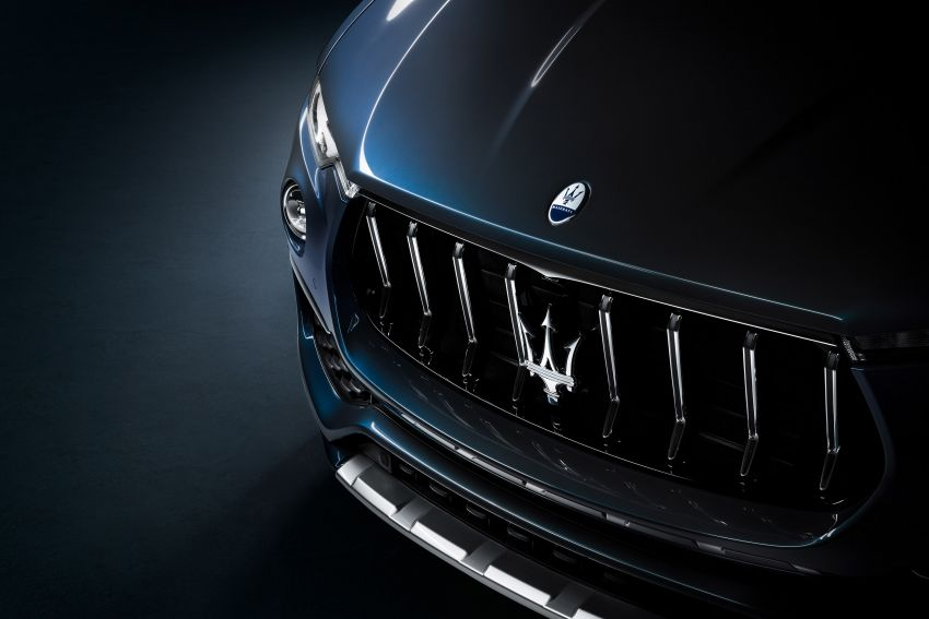 Maserati Levante Hybrid officially debuts – 2.0L turbo four-cylinder with eBooster tech; 330 PS and 450 Nm Image #1283947