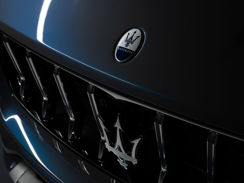 Maserati Levante Hybrid officially debuts – 2.0L turbo four-cylinder with eBooster tech; 330 PS and 450 Nm Image #1283948