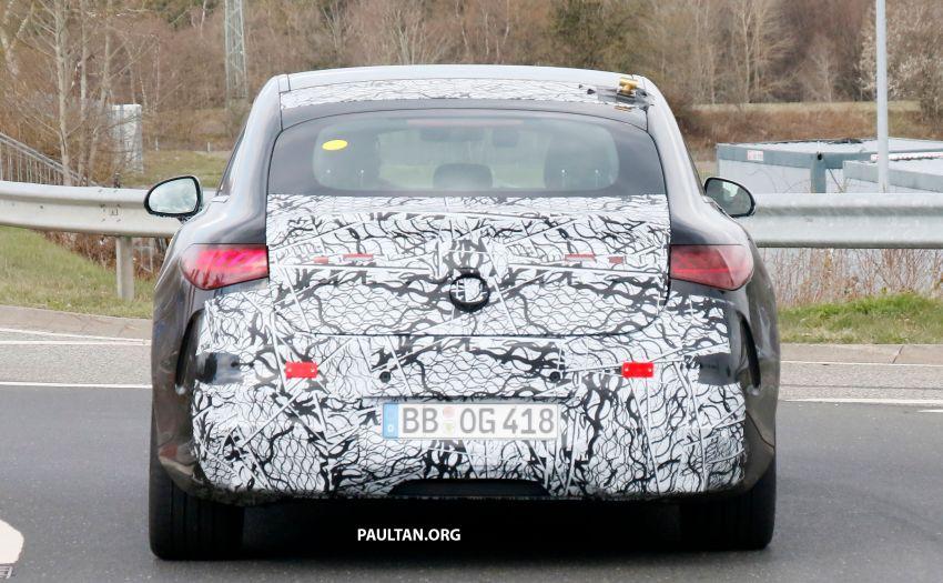 SPYSHOTS: Mercedes-AMG EQS – AWD and 761 PS Image #1289059