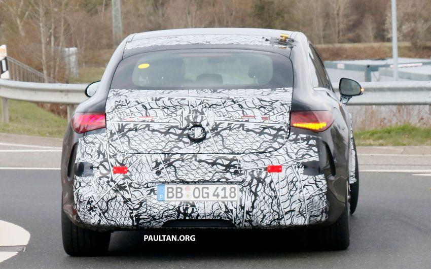 SPYSHOTS: Mercedes-AMG EQS – AWD and 761 PS Image #1289058