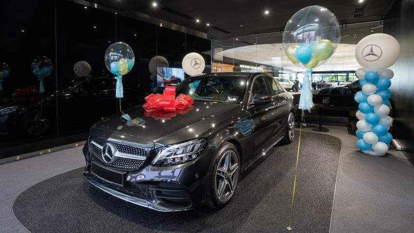 Cycle & Carriage Mercedes-Benz Autohaus in JB upgraded: new CI, only B&P centre in southern region Image #1286756