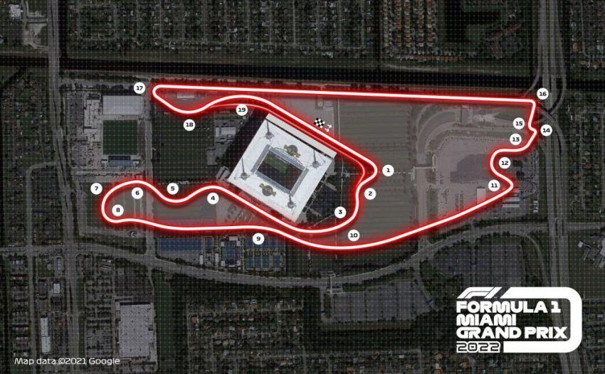 Miami Grand Prix joins 2022 F1 calendar, 2nd US race Image #1284589