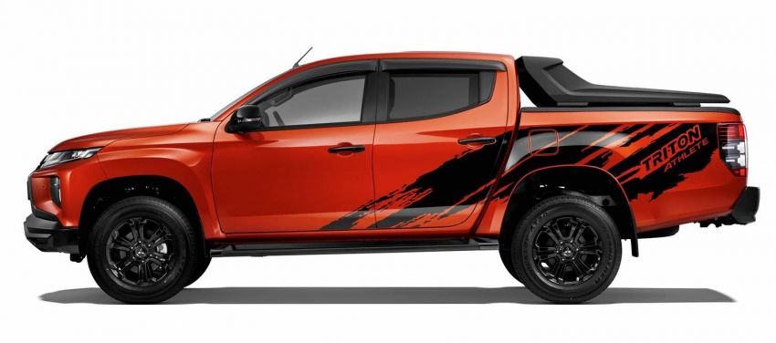 2021 Mitsubishi Triton Athlete launched in Malaysia – replaces Adventure X as top variant, RM141,500 Image #1275168