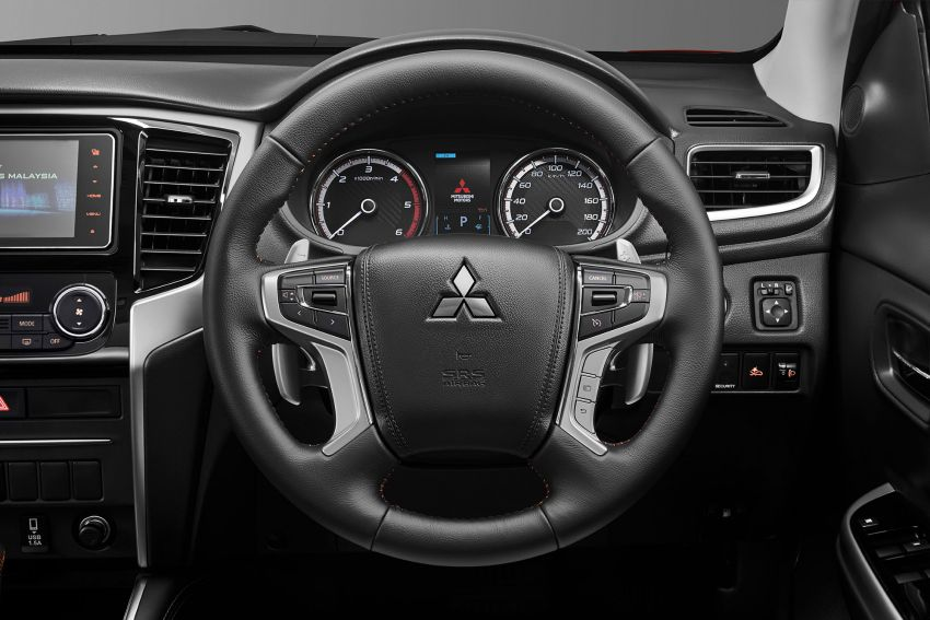 2021 Mitsubishi Triton Athlete launched in Malaysia – replaces Adventure X as top variant, RM141,500 Image #1275254
