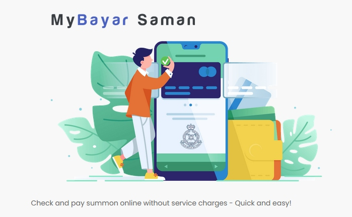 MyBayar Saman – 291,157 summonses paid, RM32 mil collected in first week of online portal/app's operation Image #1274325