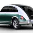 Ora Punk Cat is China's electric 4-door Beetle clone