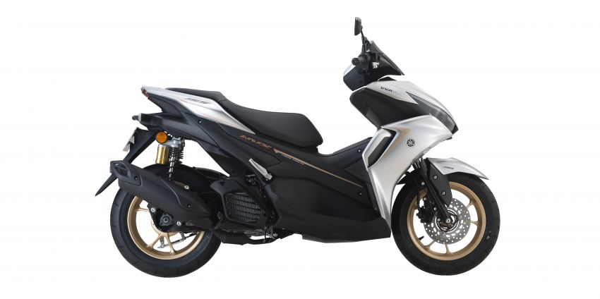 2021 Yamaha NVX now in Malaysia, from RM8,998 Image #1288642